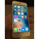 Iphone 6s 128gb Prateado Nacional Desbloqeuado Novissimo