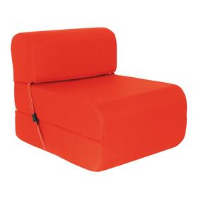Sillón Cama Imperial D-15 0,65 Cm. Rojo