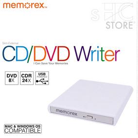 Quemador Externo Dvd Memorex (usb 2.0)