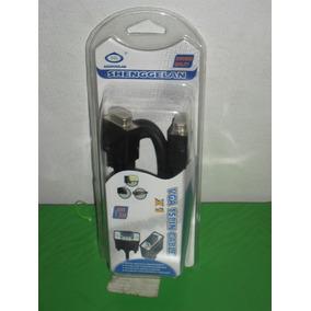 Cable Avg Macho A Avg Macho Para Coneccion A Pc, Televisor
