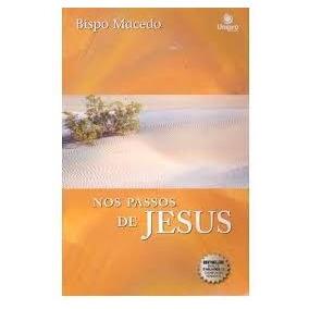 Nos Passos De Jesus - Bispo Macedo