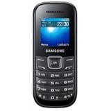 Samsung E1205 Preto- 1chip, Rádio Fm, Fone De Ouvido