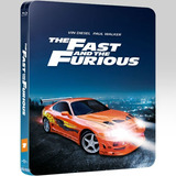 Blu-ray The Fast And The Furious (velozes E Furiosos) - 2014