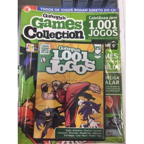 Revista Games Collection 1001 Jogos Ano1 #9 Pc Digerati