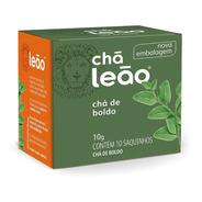 Chá Leão Ervas - Chá De Boldo - 10 Sachês