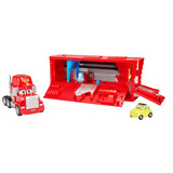 Pista Camión Viaje Mack Juguetes Cars Dxy87 Carro Mattel Or