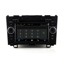 Stereo Doble Din Multimedia S160 Gps Tv Bluetooth Honda Crv