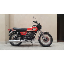 Yamaha Rd 400 1978 Primera Serie Llantas De Rayos Bikes Gp