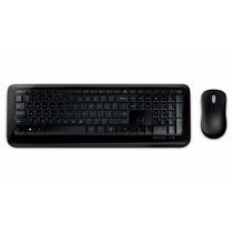 Kit Teclado Y Mouse Microsoft Desktop 850 Inalámbrico