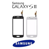 Tela Vidro Touch Samsung Galaxy S2 Duos Tv Gt S7273t S7273