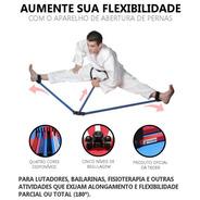 Aparelho Abertura Pernas Mma Capoeira Kung Fu Pole Dance