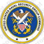 Etiqueta De Grupo De Seguridad Naval Comando (navsecgru)