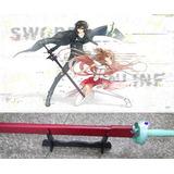 Espada Yuki Asuna Aço Lightning Fast Rapier Sword Art Online