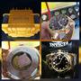 Relógio Invicta Pro Diver 23632+ Stannk Blindada Tanque