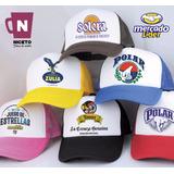 Gorra Trucker Marcas Cervezas Venezuela Polar Zulia Niceto 9