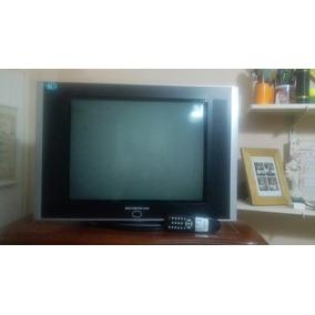 Televisor Marca Cyberlux Convencional