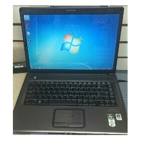 Laptop Hp Compaq F700 2.5gb Ram 250gb Disco Duro Windows 7