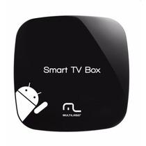 Smarttv Box Multilaser Facebook/netflix/youtube Frete Grátis