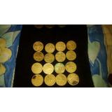 Vendo Monedas De 10 Pesos Del Angel De La Libertad Y Otras