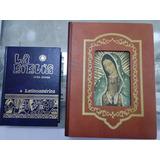 Biblia Católica Latinoamericana + Estuche De Madera.