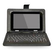 Funda Y Teclado Overtech Para Tablet 7 Kmt9 Pc