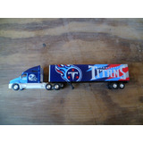 Tm.nfl Diecast Tractor-trailer 1.80 Titans