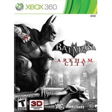 Batman Arkham City Xbox 360 | Código Digital Key