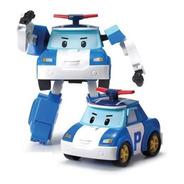 Robocar Poli Vehículo Transformable 83171