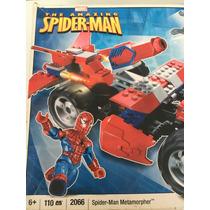 Megabloks Spider-man Metamorpher Set 2066 - 110 Piezas