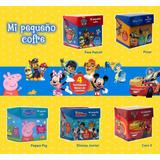 Libros Infantiles Mi Pequeño Cofre 4 Mini Libros Disney