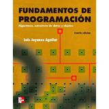 Fundamentos De Programacion Joyanes Aguilar Digital