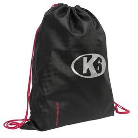 Bolso Para Gimnasio Tipo Saco Gymsack - Negro K6