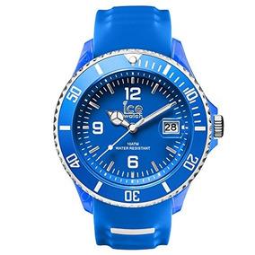 Ice-watch Sr.3h.bwe.bb.s.15 Hombre De Hielo Azul Deportivo