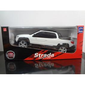 Carrinho Pick-up Fiat Strada Adventure Brinquedo Oferta