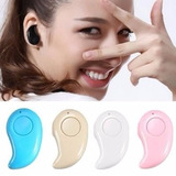 Mini Fone De Ouvido Bluetooth S530 Menor Pequeno Disfarçado