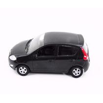 Miniatura Fiat Norev 1/43 - Fiat Novo Palio Preto