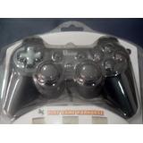 Control Gamepad Usb Para Pc Playstation Ps2 Ps3 Dual Shock