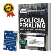 Apostila Polícia Penal Mg - Agente Penitenciário Agepen Mg