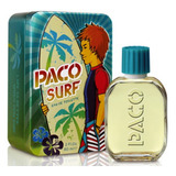 Paco Surf Edt X 60 Ml Colonia Para Nenes Chicos Varones