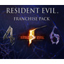Resident Evil Combo 4 5 6 Franchise - Ps3 - Tochi Gaming