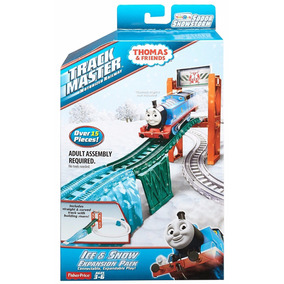 Thomas Trackmaster Ice & Snow Pack Vias Jugueteria El Pehuén