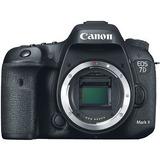 Cámara Reflex Canon Eos 7d Mark Ii Solo Cuerpo