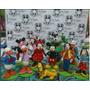 Muñecos Para Torta, Minie,mickey, Donald, Pluto, Goofy