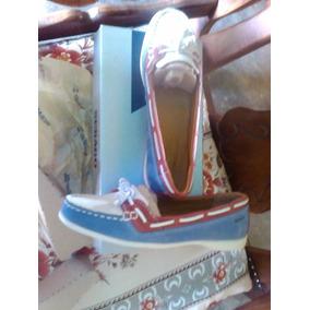 Zapatos Sebagos Originales De Dama Nro 36