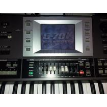 Teclado Roland G70 V3