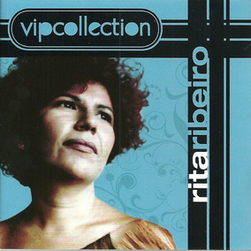 Cd Rita Ribeiro - Vip Collection - 2008 - Original