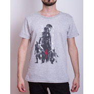 Remera Original Licenciada Playstation Days Gone Surviving