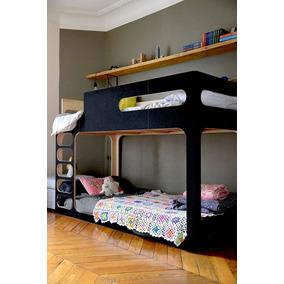 Camas Dobles Para Ninos Camas En Mercado Libre Argentina - Dormitorios-dobles-para-nios