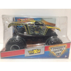 Camioneta Monster Jam, Max-d Hot Wheels Año 2012