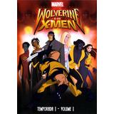 Dvd Wolverine E Os X-men - 1ª Temporada Completa (dublado)